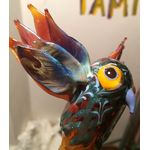 Glass Owl Glass Owl