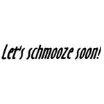 Schmooze 218