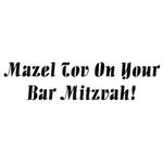 Mazel Tov Bar 262