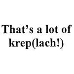 Lot of Kreplach 294