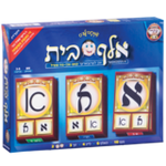 "Great Educational Alef-Bais, Rashi & Script Card Game (101 Cards - 2.25"" x 3.5"") CD-OUS"