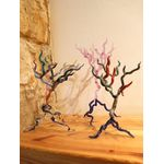 Hand Sculpted Glass Trees Hand Sculpted Glass Trees