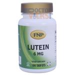 Freeda Vitamins - FNP - Lutein 6 mg - 100 Tablets FV-4050-01
