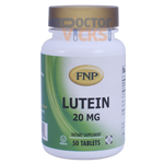 Freeda Vitamins - FNP - Lutein 20 mg - 50 Tablets FV-4051-01