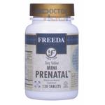 Freeda Vitamins - Mini Prenatal - Tiny Tablets - 120 Mini Tablets FV-4105-01