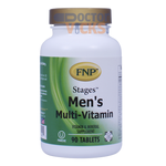 Freeda Vitamins - FNP - Stages Men's Multi-Vitamin - 180 Tablets FV-4211-02