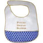 Future Shofar Blower Baby Bib 101FSB