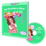 Yael Becomes a Giver ISBN 9780983523123