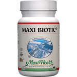 Maxi Health - Maxi Biotic - Kosher Aged Garlic Extract - 180 Capsules MH-3004-02