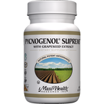 Maxi Health - Pycnogenol Supreme With Grapeseed Extract - 60 Capsules MH-3010-01