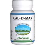 Maxi Health - Cal-D-Max - Kosher Calcium & D3 - 120 Capsules MH-3020-01