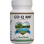 Maxi Health - Co Q 100 mg - 90 Liquid Capsules MH-3026-01