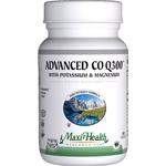 Maxi Health - Advanced Co Q 300 mg With Potassium & Magnesium - 30 Capsules MH-3028-01