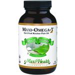 Maxi Health - Maxi Omega-3 - Mood Formula - 90 Capsules MH-3043-01