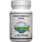 Maxi Health - Maxi Omega-3 2000 - 200 Softgels MH-3052-02