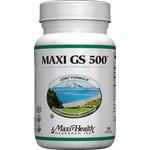 Maxi Health - Maxi GS 500 - Kosher Bone & Joint Formula - 180 Capsules MH-3058-01