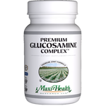 Maxi Health - Premium Glucosamine Complex - 60 Capsules MH-3059-01