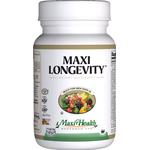 Maxi Health - Maxi Longevity for Men - Kosher Multivitamin & Mineral - 120 Tablets MH-3082-02
