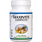 Maxi Health - Maxivite Complete With Iron - Multivitamin & Mineral - 90 Tablets MH-3089-01