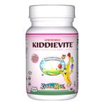 Maxi Health - KiddieMax - Chewable Kiddievite - Kosher Multivitamin & Mineral - Bubble Gum Flavor - 90 Chewables MH-3090-01