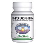 Maxi Health - Hi-Po Dophilus - High Potency Kosher Acidophilus - 120 Capsules MH-3104-02
