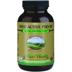 Maxi Health - Maxi Active Pro-50 - Kosher Probiotic 50 Billion CFUs - 60 Capsules MH-3114-02