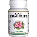 Maxi Health - Maxi Premium EPO - Kosher Evening Primrose & Flaxseed Oils - 180 Liquid Capsules MH-3123-02