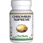 Maxi Health - Chromium Supreme 200 mcg - 60 Tablets MH-3133-01