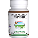 Maxi Health - Maxi Allergy Support With Kosher Probiotics - 180 Capsules MH-3141-02