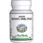Maxi Health - Maxi Methyl DMG Plus - Kosher Brain & Energy Formula - 120 Capsules MH-3144-02