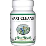 Maxi Health - Maxi Cleanse - Kosher Parasite Formula - 60 Capsules MH-3213-01