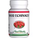 Maxi Health - Maxi Echinacea - Kosher Cold & Flu Formula - 60 Capsules MH-3214-01