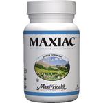 Maxi Health - Maxiac - Kosher Blood Cleanser - 60 Capsules MH-3222-01