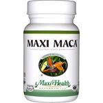 Maxi Health - Maxi Maca - Kosher Energy & Hormon Formula - 90 Capsules MH-3243-01