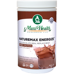 Maxi Health - Naturemax Energize - Kosher Whey Protein - Chocolate Flavor - 1 lb MH-3244-01