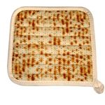 Matzah Potholder 455MAT