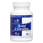 Nutri Supreme - Acetyl L-Carnitine 500 mg - 60 Capsules NS-6003-01