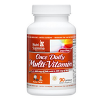 Nutri Supreme - Once Daily Multi-Vitamin - No Iron - 90 Capsules NS-6041-01