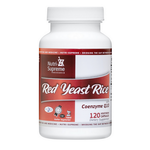 Nutri Supreme - Red Yeast Rice with CoQ10 - 120 Capsules NS-6063-01