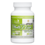 Nutri Supreme - Ultra Multi 2 Caps - With CoQ10 100 mg - 60 Capsules NS-6076-01