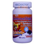 Uncle Moishy Vitamins - Immune Shield With Sambucus - Berry Flavor - 60 Jellies UM-7008-01