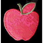 Jewish Applique: Small Apple Iron-On 17A16911
