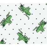 "Fabric for Passover: Plague #8: Locusts, 18"" x 56"" 6008C"