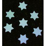 Star of David Confetti, Baby Blue, last pkg. 1055BBL
