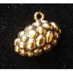 Charm: Challah, gold 1113G