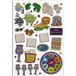 Jewish Stickers: Passover 1806PSV