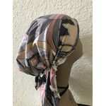 Prettied head cover, chemotherapy hat, Tichel 250999900