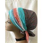 Sinar, Mitpahat, chemotherapy hat, Tichel 295126153