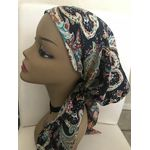 women head cover, pre tied tichel, Head cover, accessories 400153423