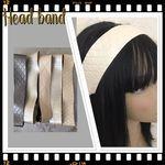Elegant headband 455494786